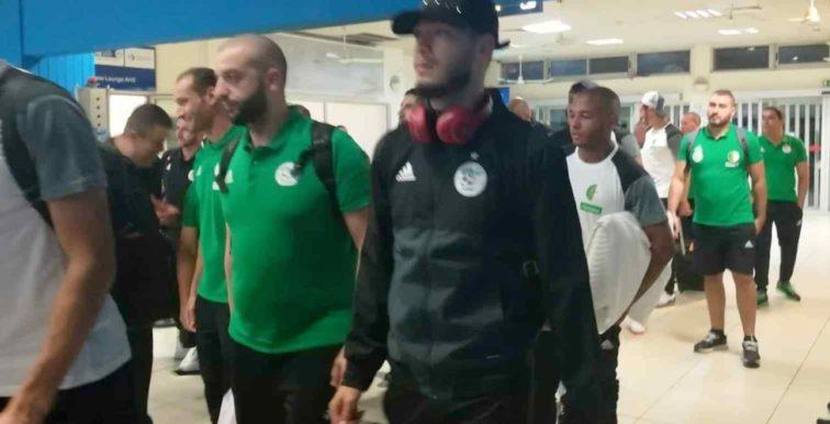Vidéo : Les Verts sont bien arrivés à Cotonou