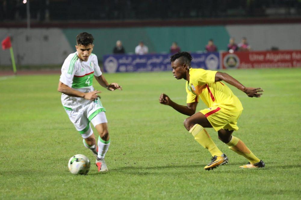 ?Algérie – Bénin (2-0) : la belle soirée de Tchaker en images