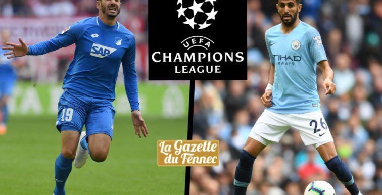 LDC UEFA : Mahrez et City face à Lyon