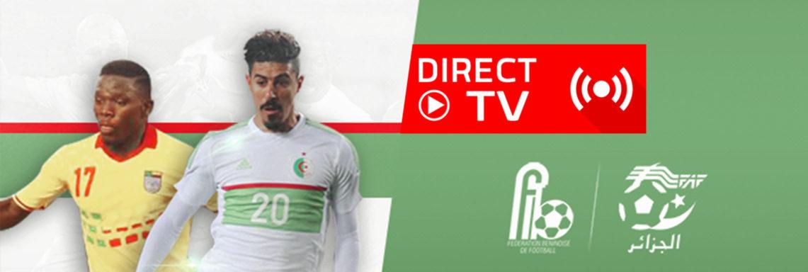 Résumé : Bénin 1 – 0 Algérie, première défaite de Belmadi