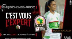 « C'est Vous L'Expert » : Retour sur la défaite au Bénin et Benlazar en invité !