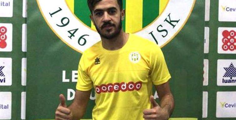 JSK : Benyoucef arrêté à l'aéroport et placé en garde à vue