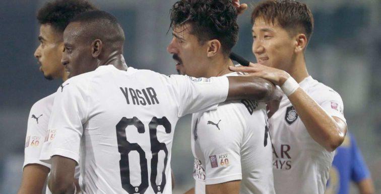 Qatar : 15ème but pour Bounedjah, Al Sadd encore accroché