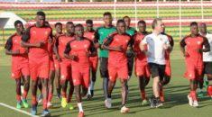 CAN-2019 : Togo – Algérie le 18 novembre sur un gazon synthétique !
