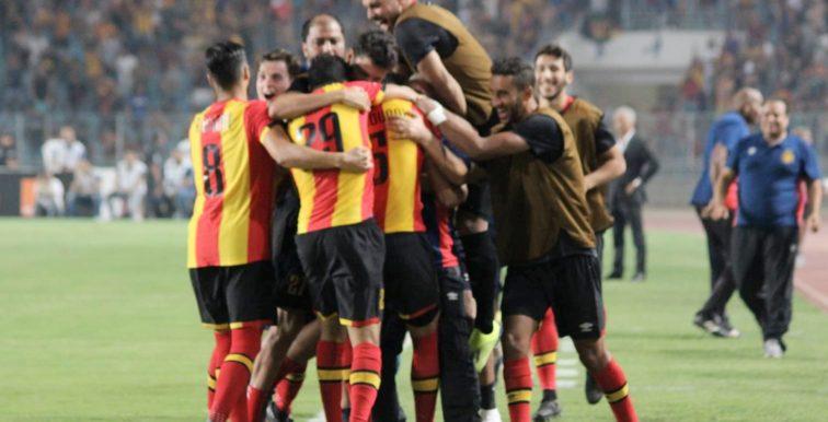 LDC CAF : Belaïli buteur, qualifié en finale avec l'EST !