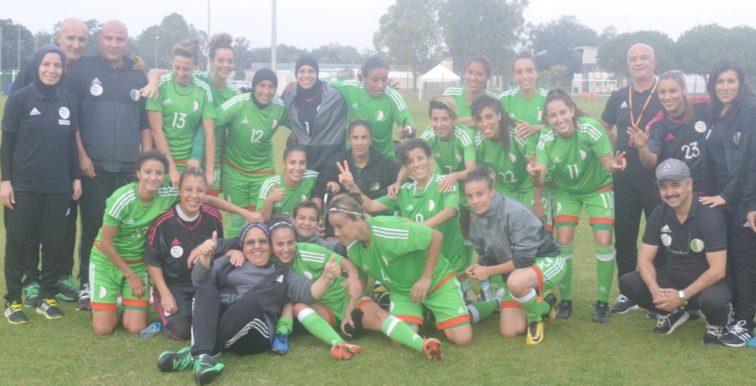 EN féminine : victoire 1-0 face au Maroc