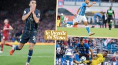 Résultats #8 : Mahrez rate le KO, Ounas et Taïder cassent la baraque