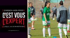 Myriam Benlazar : «On mérite plus de soutien du public algérien !»