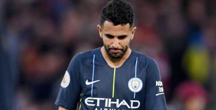 """Guardiola défend Mahrez : """"il a eu le courage de le tirer"""""""