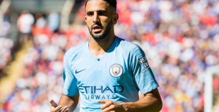 Le bijou de Mahrez face à Burnley nominé en Premier League