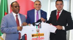 Sponsoring : le MC Alger signe avec Ooredoo pour 10 milliards annuels !