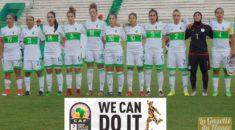 CAN féminine 2018 : L'Algérie dans le groupe du Ghana, Cameroun et Mali