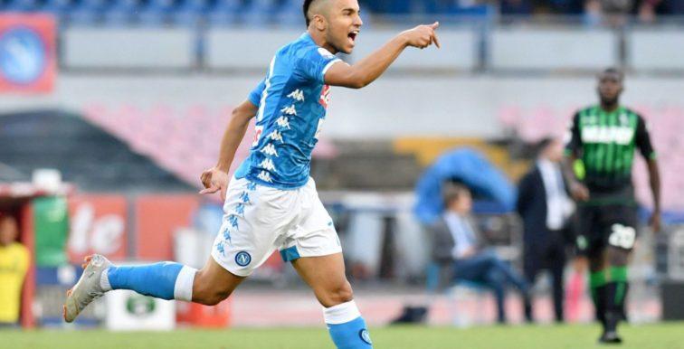 Mercato : la Sampdoria et Parme veulent Ounas en prêt