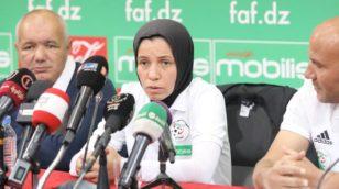 Sélection Féminine : Radia Fertoul quitte la barre technique