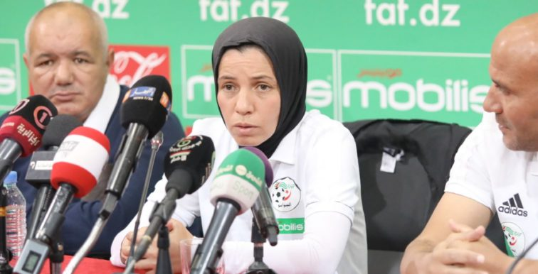 Radia Fertoul (EN féminine) : «J'ai pris en main l'équipe trop tard»