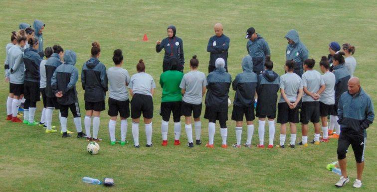 EN Féminine : Maroc-Algérie ce jeudi en amical