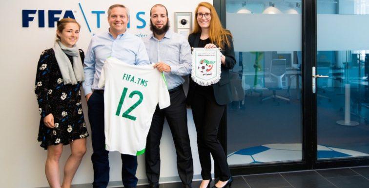 Centres de formation : Une délégation de la FAF chez la FIFA