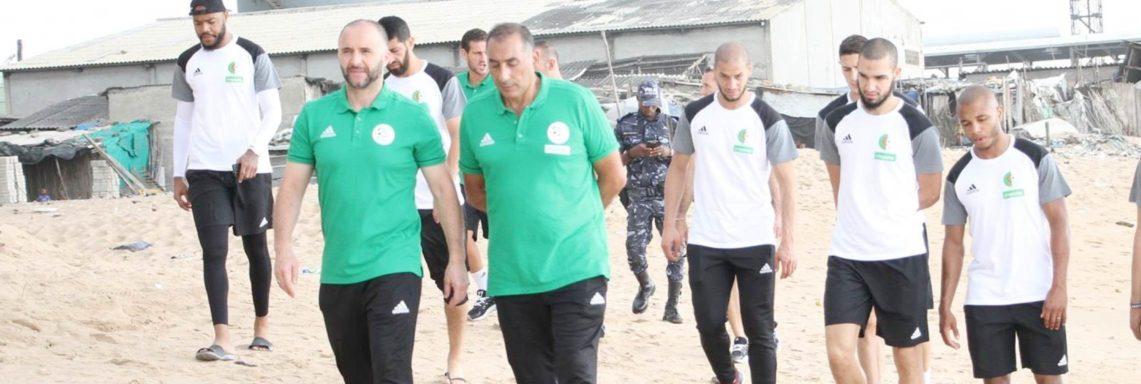 Belmadi défend ses choix et relance la concurrence