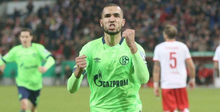 Nabil Bentaleb buteur face à Cologne