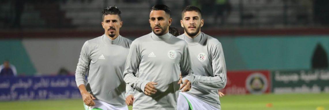 CAN 2019 : L'Algérie 5ème sélection la plus chère d'Afrique