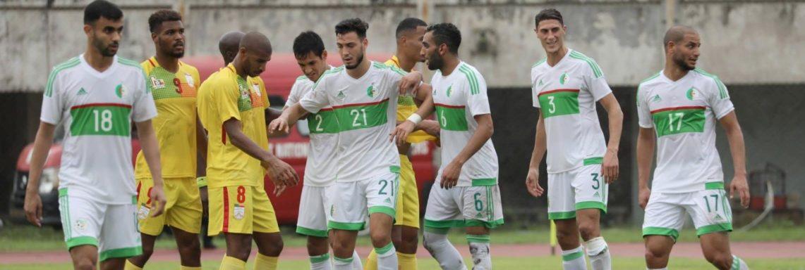 Bénin-Algérie (1-0) : les Verts retombent dans leur travers