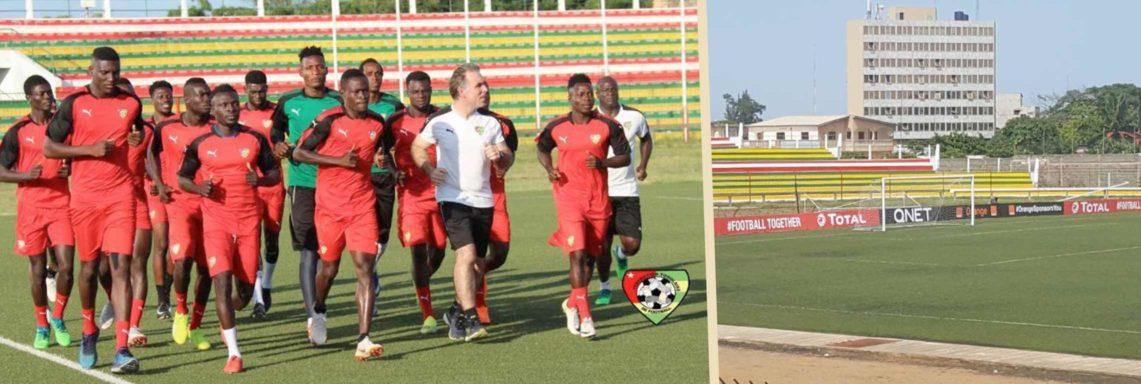 Togo – Algérie le 18 novembre à Lomé sur un terrain synthétique !