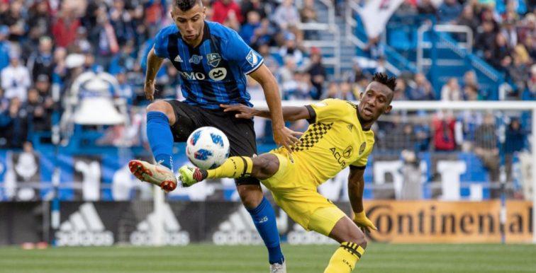 MLS : L'Impact Montréal de Taïder se rapproche des Playoffs