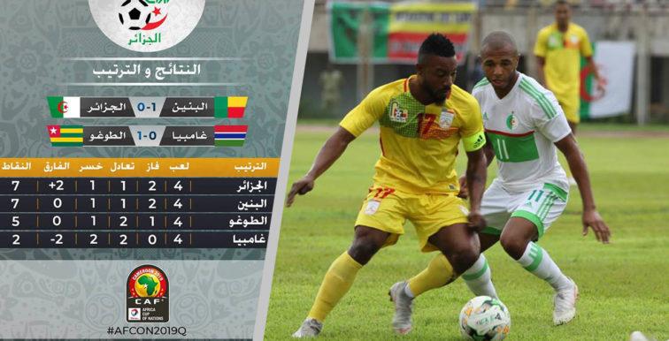 Groupe D: Le Togo bat la Gambie et se rapproche dangereusement