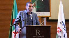 Zetchi : «Je sais que tout le peuple algérien est derrière Belmadi»