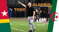 Togo-Algérie : Les valeureux de Belmadi !