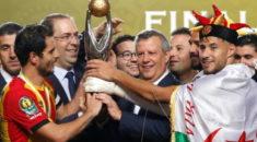 L'Algérien est champion d'Afrique : Belaili, retour gagnant !