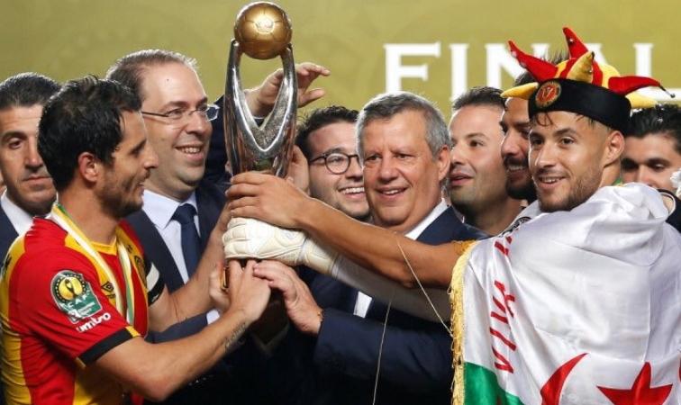 order first look huge selection of L'Algérien est champion d'Afrique : Belaili, retour gagnant !