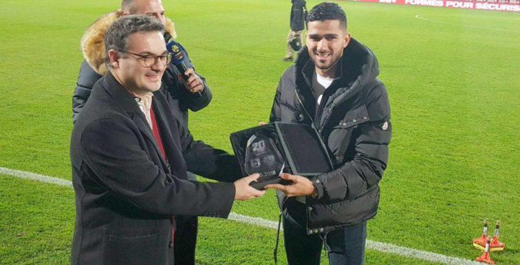 Dijon : Abeid désigné joueur du mois d'octobre