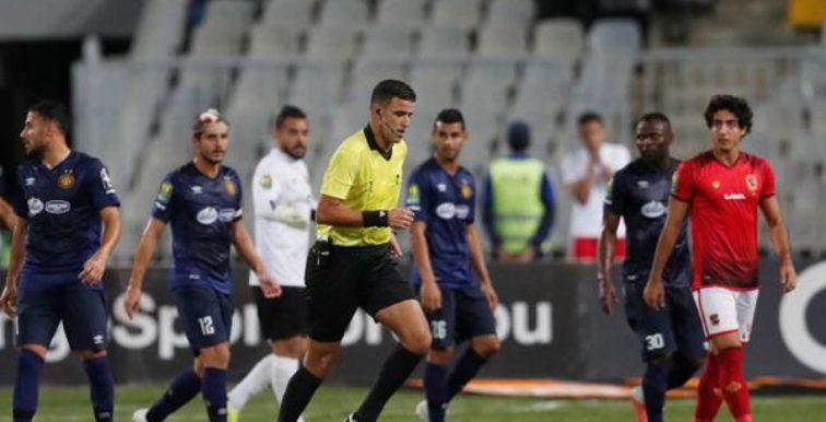 CAF : l'arbitre Abid Charef mis au frigo ?