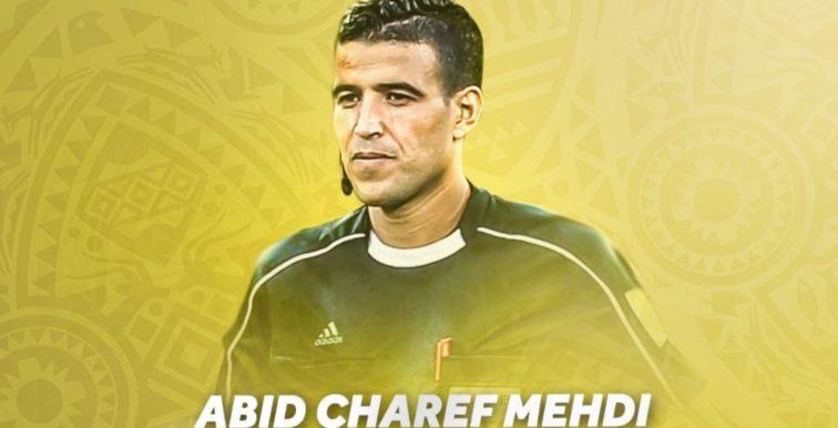 CAF : Abid Charef désigné pour la finale de la LDC !