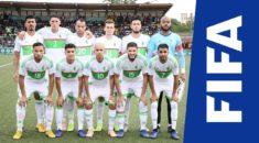 Classement FIFA : l'Algérie termine l'année 2018 à la 67ème place