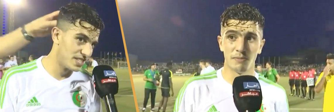 Déclaration de Youcef Atal après la fin du match