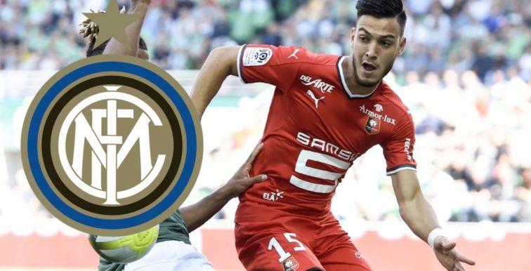 Mercato : Bensebaïni dans le viseur de l'Inter Milan