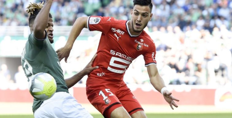 Europa League : Bensebaïni annoncé titulaire