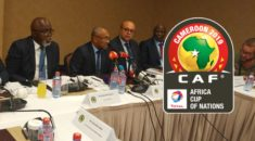 OFFICIEL : la CAF retire l'organisation de la CAN 2019 au Cameroun !