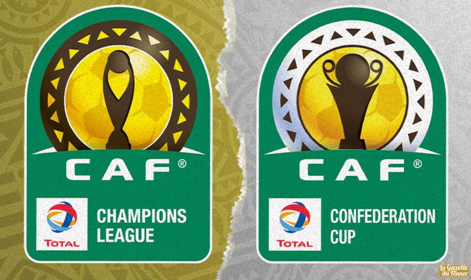 caf ldc et cc coupes africaines