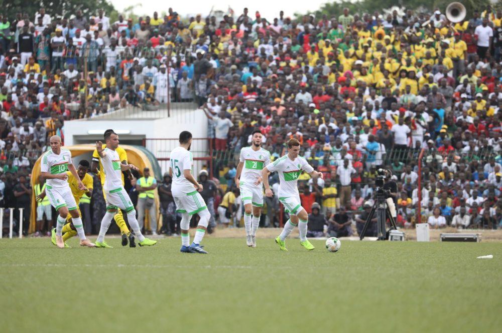 ?Togo – Algérie (1-4) : la résurrection de Lomé en images !