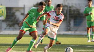 U15 : L'Algérie s'incline face au Maroc (4-2) au Tournoi de l'UNAF