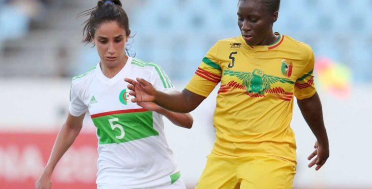 CAN-2018 (dames) : aucune Algérienne dans l'équipe type