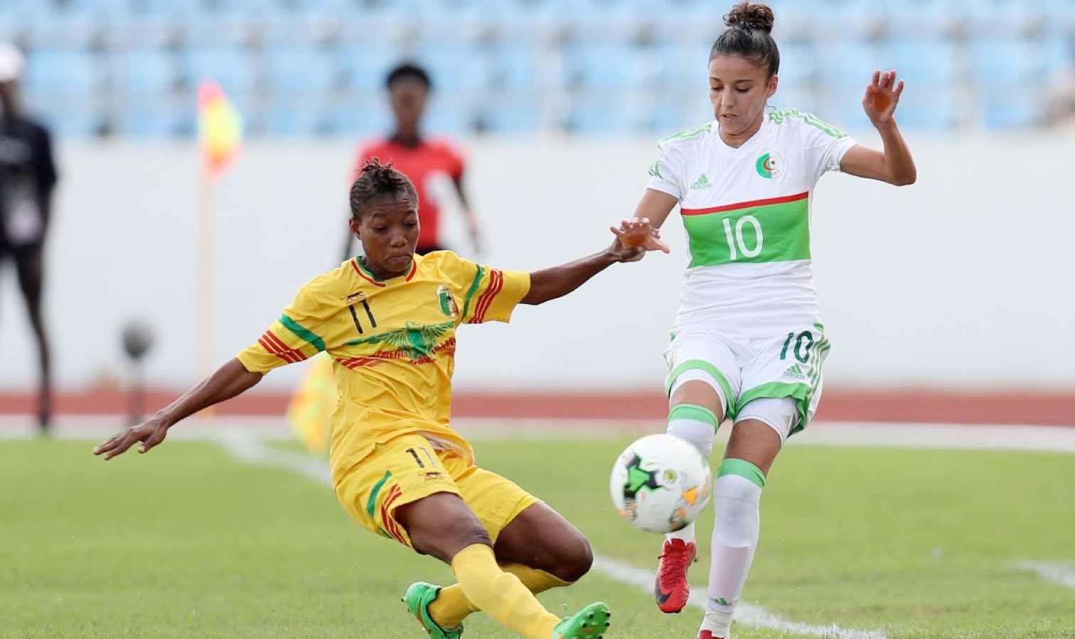 feminine mali duel defaite CAN 2018