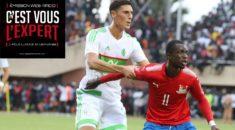 Mehdi Tahrat : «J'ai la chance de jouer pour mon pays et c'est une grande fierté»