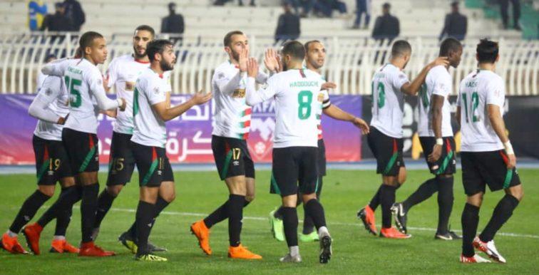 Coupe arabe : le MCA qualifié en 1/4