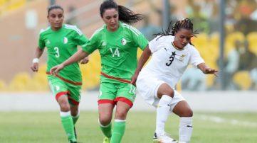 Q. CAN 2020 féminine : Benlazar blessée au genou et out face au Burkina Faso