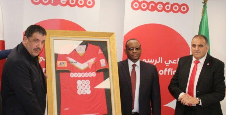 MCO : contrat de sponsoring avec Ooredoo pour 2,5 milliards !