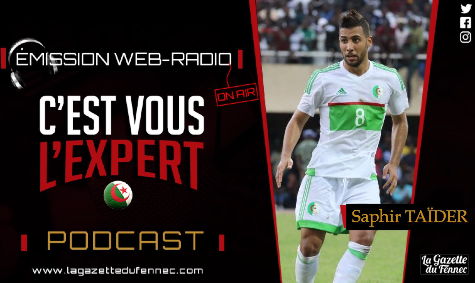 podcast taider s